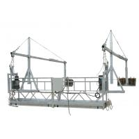 Buy cheap CE durable Suspended working platform ZLP630 / ZLP 800 / ZLP1000 for building painting product