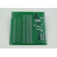 Buy cheap Silver Plated Impedance Controlled PCB with 2mil Trace Green Solder Mask product