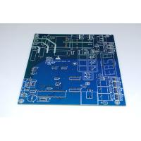 Buy cheap Professional Computer Circuit Board Blue Colors Soldmask Quickturn Prototype Pcb product