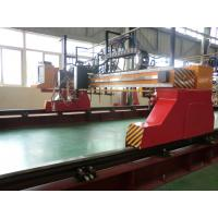 Buy cheap Automatic Plasma Metal Cutting Machine For Steel Plate With Worktable product