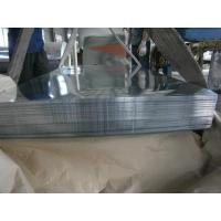 Buy cheap Hot Dipped Galvanized Steel Sheet / Sheets , Big Spangle For Outer Walls product