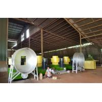 Buy cheap straw bales pellet line, complete pellet production line project with 1T/H~5T/H from wholesalers
