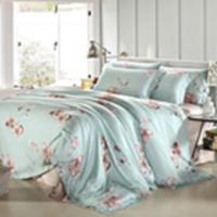 Buy cheap Customized Pieces Home Bedroom Bedding Sets , Flower Printed Bedding Sets product