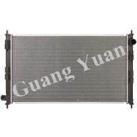 Buy cheap 1350A050 / MN156092 Mitsubishi Outlander Radiator , Mitsubishi Lancer Radiator DPI 2979  2978 product