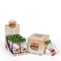 Buy cheap Peach Flavour Fruit Sugar Free Hard Mint Candy For Supermarket product