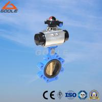 Buy cheap Lug Type Pneumatic Butterfly Valve (LD671X) product