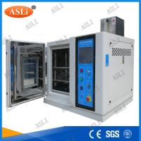 Quality Table Top Temperature Humidity Chamber , Temperature and Humidity Testing Instrument for sale