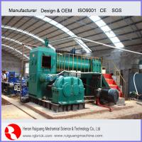 Buy cheap fired clay brick machine vacuum extruder type automatic clay brick machine product