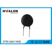 Buy cheap High Efficiency Inrush Current Resistor , NTC Thermistors For Inrush Current Limiting product