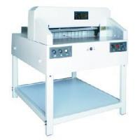Buy cheap 6508PX Programmable Paper Cutter with Power Backguage product