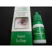 0.5% Timolol Eye Drops For Open Angle Glaucoma , Ear Pain Relief Drops 2 Years Shelf Time