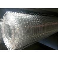 Buy cheap Electro Galvanized Welded Wire Mesh Roll / Stainless Steel Mesh For Loose Strata product