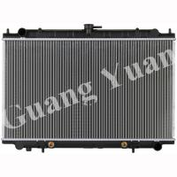 Quality Aluminium Auto Water Cooling Car Radiator , Nissan Maxima Radiator DPI 1752 for sale