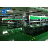 Buy cheap Double Speed Assembly Line Electronics 250-850mm Width Running Smoothly product