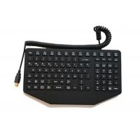 China Outdoor Wet Proof Pc Gaming Keyboard , Red Illumination Keyboard Easy To Clean on sale