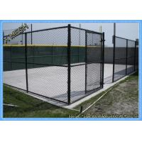 Buy cheap Hot Dipped Galvanized Chain Link Fence Slats / Panels Heavy Duty Sliding Gates 5 Foot product
