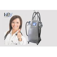 Buy cheap Vacuum RF Cryolipolysis Face Lifting Slimming Machine For Fat Removal 48KG product