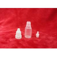 Buy cheap 10ml PP plastic bottle full set for eye dropper packaging in natural color from wholesalers