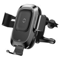Buy cheap Sensor Qi Car Wireless Charger Air Vent Mount Mobile Phone Holders with Intelligent Infrared product
