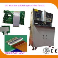Buy cheap 0.2mm Hot Bar Solder for FPC to PCB 150*150mm with Double Working Station Soldering product