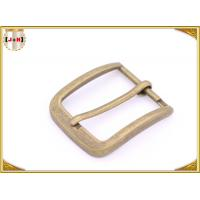 Buy cheap Custom Design Various Size Zinc Alloy Metal Pin Belt Buckle For Men product