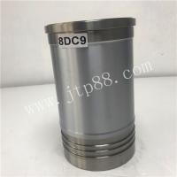 Buy cheap 135mm DIA Cylinder Liner Kit Boron Alloy Casting Iron For Mitsubishi ME062602-4 product