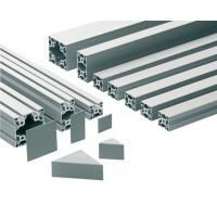 Buy cheap Alloy 6063 - T5 Anodized Industrial Aluminium Profile Assembly line 123 product