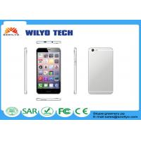 Buy cheap W9R White 960x540p super thin smartphone Android 5.1 OS GPS Positioning product