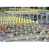 Buy cheap 2500 x 1600 mm Solar Glass Transfer and Turning System / Assembly Line Before Toughening Furnace product