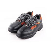 Buy cheap Anti Smashing Engineering Steel Toe Safety Shoes , Steel Toe Running Shoes from wholesalers