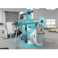 Buy cheap Poultry Livestock Feed Pellet Machine / Animal Feed Pelletizer 1 ~ 20t/H product