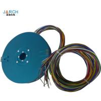 Buy cheap 25.4mm Low torque Pancake slip ring 4 circuits each 10A thickness:20mm from wholesalers