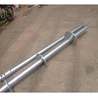Buy cheap Durable Helical Pile Foundations / Helical Anchors For Support Existing Structures product