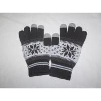 China 2012 New Stylish Touch Screen Glove for Smart Phone Touch Glove for Apple iPhone, iPad, Tablet PC on sale