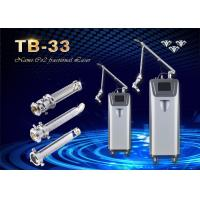 China Stretch Mark Removal Co2 Fractional Laser 10600nm Skin Resurfacing Equipment wholesale