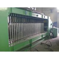 Buy cheap Galvanized Gabion Hexagonal Wire Netting Machine With Automatic Oil System product