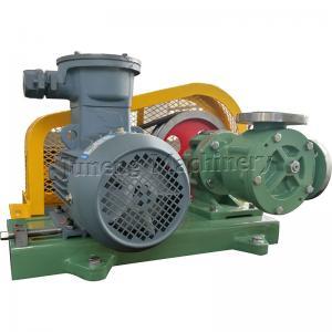 Buy cheap Belt Drive Centrifugal Transfer Pump , NCB Fuel Oil Transfer Gear Pump product
