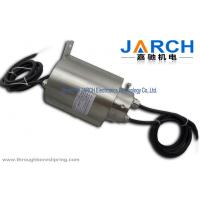 Buy cheap 4 circuits Explosion Proof Slip Ring 15KW  IP66 Protection Certified ID 50mm from wholesalers