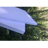 Buy cheap High Strength White Expanded PVC Foam Board Signboards Screen 3FT * 8FT * 1 / 5IN product
