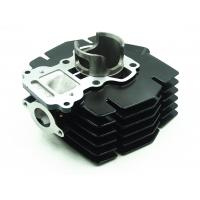 Buy cheap Black Color Durable Aluminum Cylinder Block For Motorcycle Spare Parts product