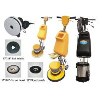 Buy cheap High Speed 175rpm Ground Floor Cleaning Machine / Small Road Sweeper product