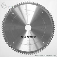 Buy cheap TCT Circular Saw Blade for Cutting Laminated Panels and Particleboard product