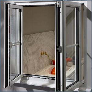 Buy cheap Australia Standard Double Glazed Casement Windows Swing Window Outside Open product