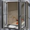 Buy cheap Australia Standard Double Glazed Casement Windows Swing Window Outside Open from wholesalers