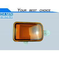 Buy cheap Orange Lens Turning Signal Lamp Two Fixed Points For CYZ CYH 1822102591 product