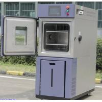 China 150L Rapid Temperature & Humidity Chamber For Environmental Chamber Testing -20°C ~150°C Temp range on sale
