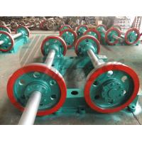 Buy cheap 40KW Prestressed Concrete Pipe Mould / Concrete Pipe Making Machine product