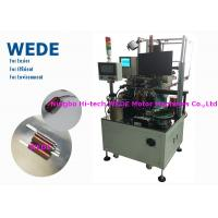 Buy cheap Auto Ferrite Core Insertion Coil Winding Machine For Miniature Circuit Breaker product