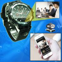 Buy cheap Y31 16GB 720P WIFI IP Spy Watch Hidden Camera Recorder IR Night Vision Home Security Wireless Remote Video Monitoring product