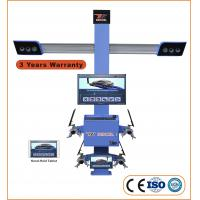 Buy cheap Factory Direct Sales High-Class 3D Wheel Alignment Equipment T75 With Double LCD from wholesalers